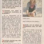 5 article C.O. du 10 09 2014