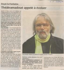 20) Article C.O. du 29 12 2014