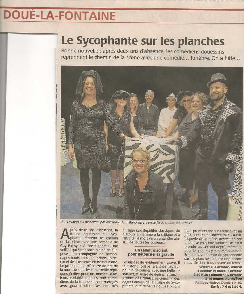 article C.O. du 01 10 2014