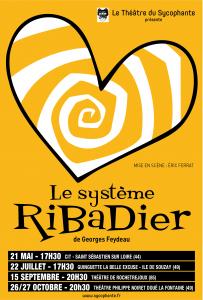 Affiche RIBADIER_DATES