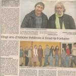 1 article C.O. DU 29 01 2013