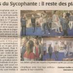 7) article C.O. du  03 10 2014