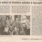 7) article C.O. du 11 09 2015 001